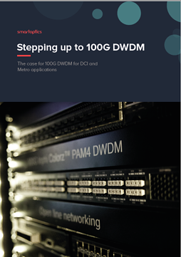 Stepping up to 100G DWDM
