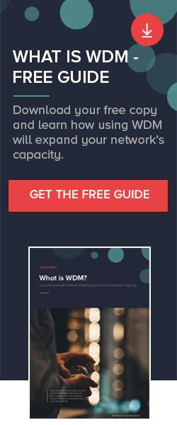 CWDM and DWDM explained - Smartoptics